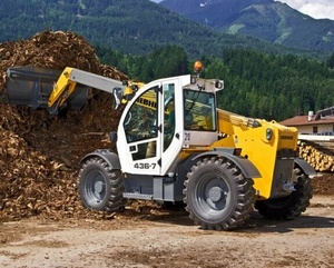 Liebherr TL436 - 1620 Telescopic Handler Service Repair Workshop Manual DOWNLOAD