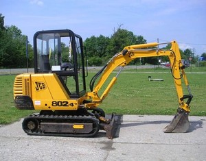 JCB 802, 802.4, 802 Super Mini Excavator Service Repair Workshop Manual DOWNLOAD