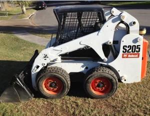 Bobcat S205 Skid - Steer Loader Service Repair Manual (S/N 530560001 & Above, 530660001 & Above )