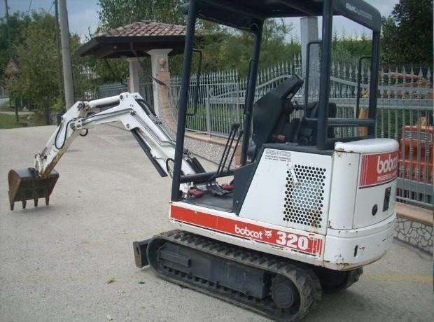 Bobcat 320, 320L Hydraulic Excavator Service Repair Workshop Manual DOWNLOAD (S/N 224511001 & Above)
