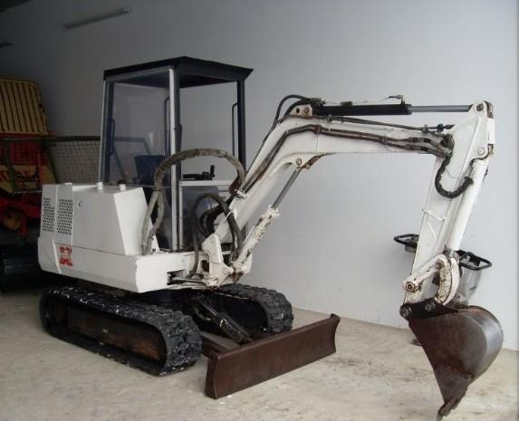 Bobcat X225 Hydraulic Excavator Service Repair Workshop Manual DOWNLOAD (S/N 508311001 - 508311999)