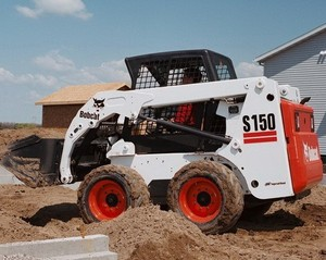 Bobcat S150 Skid - Steer Loader Service Repair Workshop Manual DOWNLOAD (S/N A3L120001 & Above )