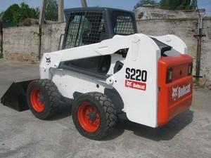 Bobcat S220 Turbo, S220 Turbo High Flow Skid - Steer Loader Service Repair Manual