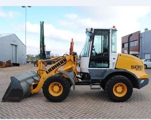 Liebherr L509 - 1262 Wheel loader Service Repair Workshop Manual DOWNLOAD