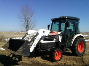 Bobcat CT440, CT445, CT450 Compact Tractor Service Repair Workshop Manual DOWNLOAD
