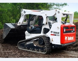 Bobcat T650 Compact Track Loader Service Repair Manual (S/N A3P011001 & Above, A3P111001 & Above )