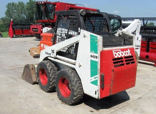 Bobcat 642B Skid Steer Loader Service Repair Workshop Manual DOWNLOAD