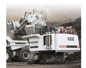 Liebherr R995 Litronic Hydraulic Excavator Service Repair Workshop Manual DOWNLOAD