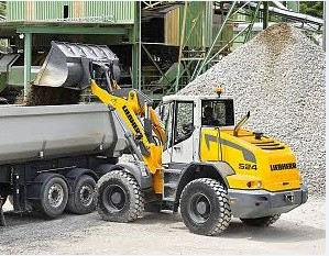 Liebherr L524 - 1355 Wheel loader Service Repair Workshop Manual DOWNLOAD