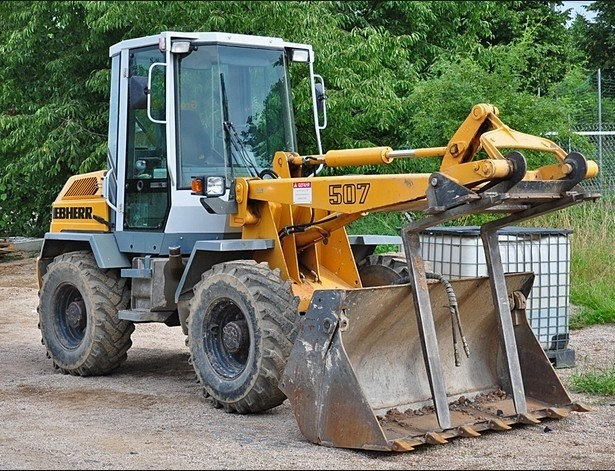 Liebherr L504 L506 L507 L508 L509 L512 L522 Wheel Loader Service Repair Workshop Manual DOWNLOAD