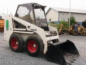 Bobcat 630, 631, 632 Skid Steer Loader Service Repair Workshop Manual DOWNLOAD