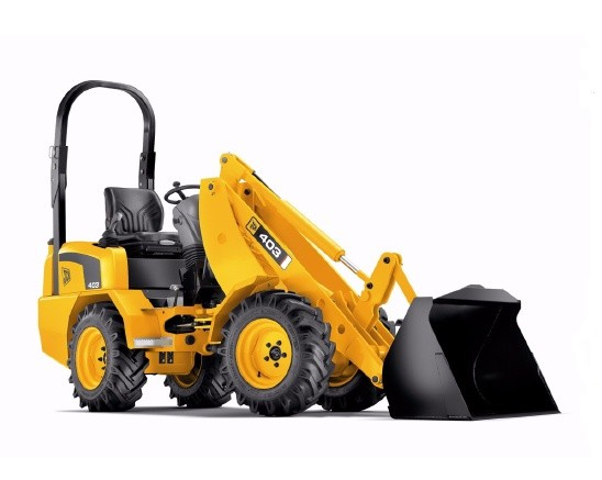 JCB 403 Wheel Loading Shovel Service Repair Workshop Manual DOWNLOAD