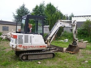 Bobcat X231 Hydraulic Excavator Service Repair Workshop Manual DOWNLOAD (S/N 508912001 & Above)