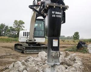 Bobcat HB1380, HB2380 Hydraulic Breaker Service Repair Manual (S/N AC4500101, A5T600101 & Above)