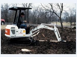 Bobcat X56, X76 Excavator Service Repair Workshop Manual DOWNLOAD