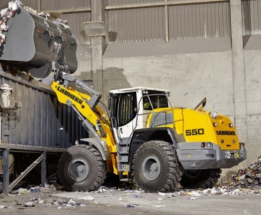 Liebherr L550 - 1562 Wheel loader Service Repair Workshop Manual DOWNLOAD