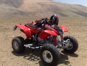 2005-2009 Honda TRX400EX, TRX400X Sportrax ATV Service Repair Workshop Manual DOWNLOAD (2005 2006 20