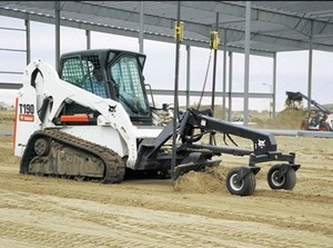 Bobcat T190 Compact Track Loader Service Repair Manual (S/N 531660001 & Above, 531760001 & Above )