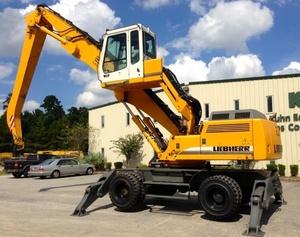 Liebherr A934 A934B A944HD A944B-HD A954HD A954B-HD Litronic Hydraulic Excavator Service Manual