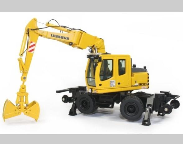 Liebherr A900C-ZW Litronic Hydraulic Excavator Service Repair Workshop Manual DOWNLOAD