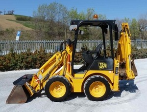 JCB 1CX, 208S Backhoe Loader Service Repair Workshop Manual DOWNLOAD