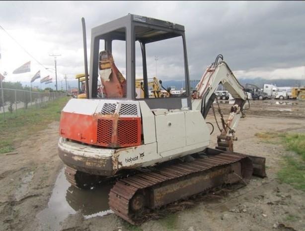 Bobcat 130 Hydraulic Excavator Service Repair Workshop Manual DOWNLOAD