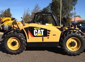 Caterpillar Cat TH336 TH337 TH406 TH407 TH414 TH514 TH417 Telehandler Operation Maintenance Manual