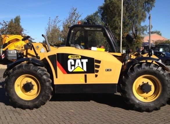Caterpillar Cat TH336 TH337 TH406 TH407 TH414 TH514 TH417 Telehandler Operation Maintenance Manual