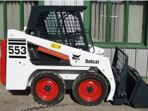 Bobcat 553 Skid Steer Loader Service Repair Manual DOWNLOAD ( S/N 513011001 , 513031001 & Above )