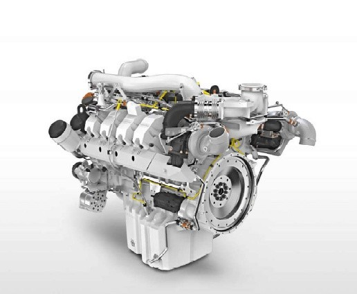 Liebherr D9508 A7 SCR Diesel Engine Service Repair Workshop Manual DOWNLOAD