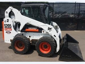 Bobcat S205 Turbo, S205 Turbo High Flow Skid - Steer Loader Service Repair Manual