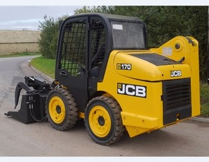 JCB Robot 160, 170, 170HF, 180T, 180THF Skid Steer Loader Service Repair Manual