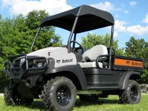 Bobcat 2200 Utility Vehicle Service Repair Manual (S/N 235311001-D to 235312999-D...)