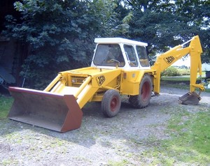 JCB 2D, 2DS, 3, 3C, 3CS, 3D, 700 Excavator Loader Service Repair Workshop Manual DOWNLOAD