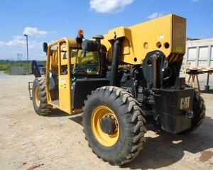 Caterpillar Cat TL1055 TL1255 Telehandler Operation and Maintenance Manual DOWNLOAD