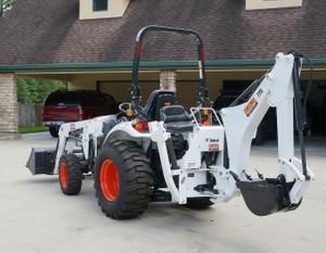 Bobcat 6TB, 7TB, 8TB Tractor Backhoe Service Repair Manual (S/N A91400101 & Above...)