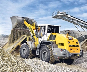 Liebherr L556 - 1288 Wheel loader Service Repair Workshop Manual DOWNLOAD