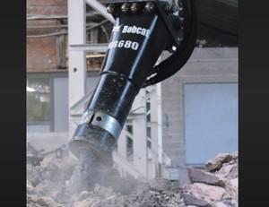 Bobcat HB Hydraulic Breaker Service Repair Workshop Manual DOWNLOAD