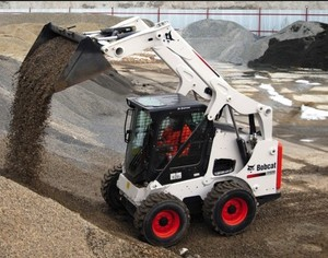 Bobcat S650 Skid - Steer Loader Service Repair Manual (S/N A3NV11001 & Above, A3NW11001 & Above)