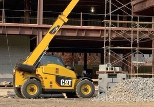 Caterpillar Cat TH255 Telehandler Service Repair Workshop Manual DOWNLOAD