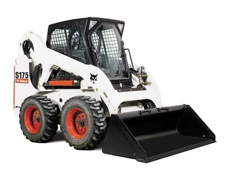 Bobcat S175, S185 Turbo Skid - Steer Loader Service Repair Manual (S/N 517625001 & Above... )