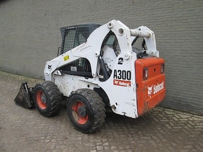 Bobcat A300 All - Wheel Steer Loader Service Repair Manual (S/N A5GW20001 , A5GY20001 & Above )
