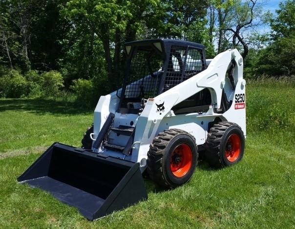 Bobcat S250, S300 Skid - Steer Loader Service Repair Manual DOWNLOAD (S/N 530911001 & Above... )
