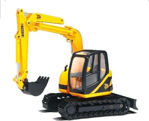 JCB JZ70 Tracked Excavator Service Repair Workshop Manual DOWNLOAD