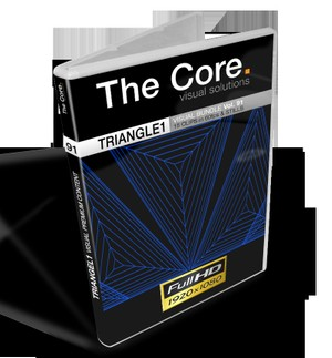 TRIANGLES1 - visual bundle Vol 91 by The Core
