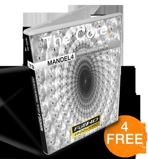 MANDEL4 - FREE VISUAL BUNDLE by The Core.