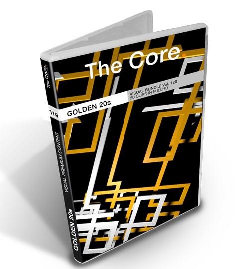 GOLDEN 20s - Visual Bundle Vol. 120 60fps DXV 3
