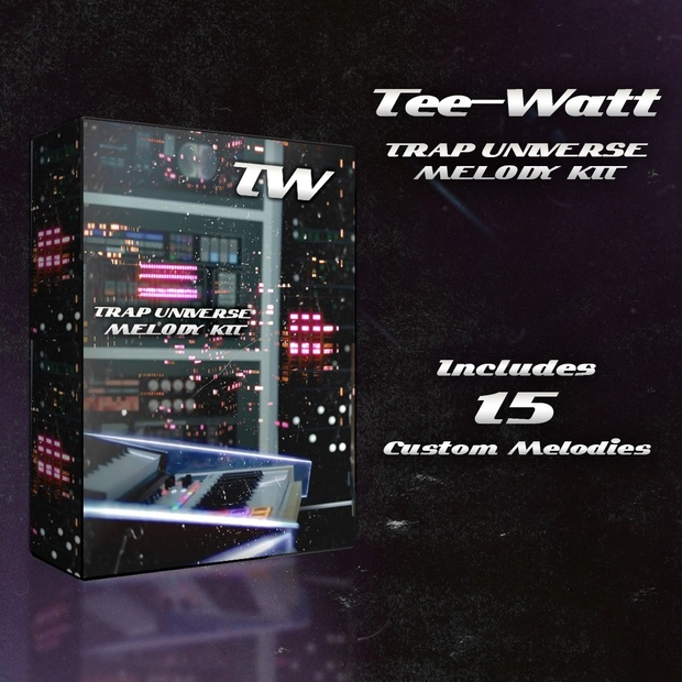 Trap Universe Melody Kit - Tee-WaTT