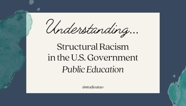 Understanding... Series: Public Education
