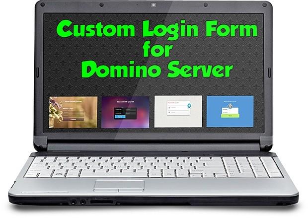 Custom Login Form for Domino Server